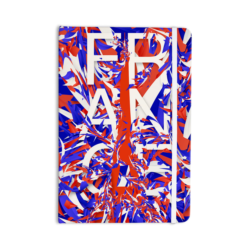 "Danny Ivan ""France"" World Cup Everything Notebook - KESS InHouse  - 1"
