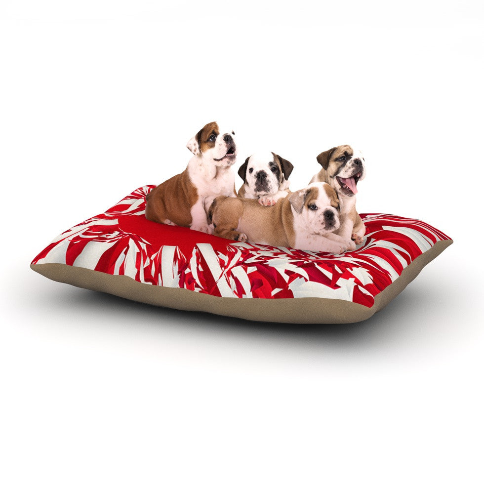"Danny Ivan ""Japan"" World Cup Dog Bed - KESS InHouse  - 1"