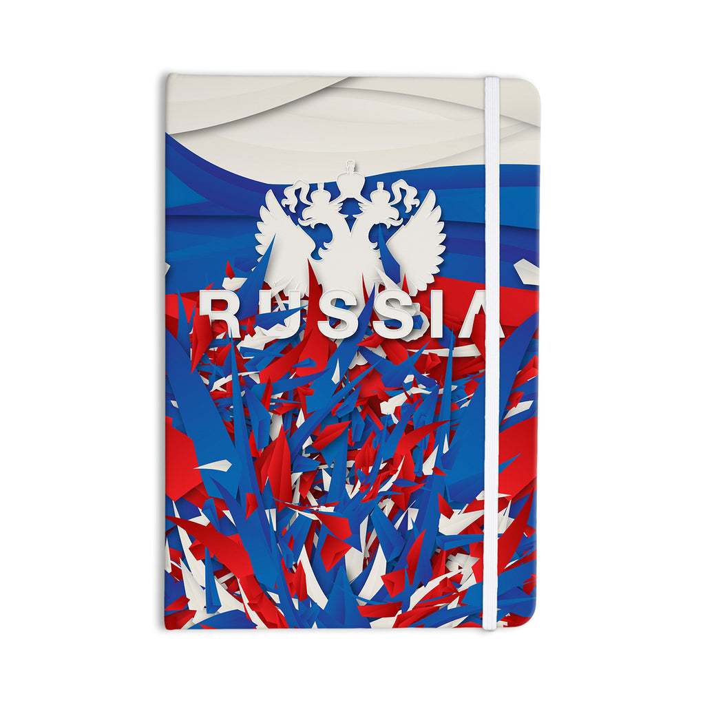 "Danny Ivan ""Russia"" World Cup Everything Notebook - KESS InHouse  - 1"