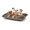 KESS Custom Printed Dog Bed - KESS InHouse  - 1