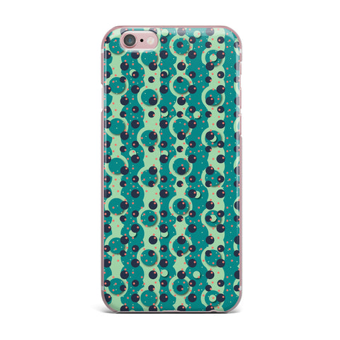 "Akwaflorell ""Bubbles Made of Paper"" iPhone Case - KESS InHouse"