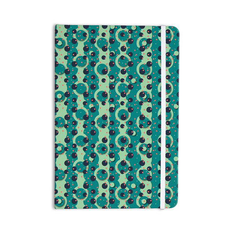 "Akwaflorell ""Bubbles Made of Paper"" Everything Notebook - KESS InHouse  - 1"