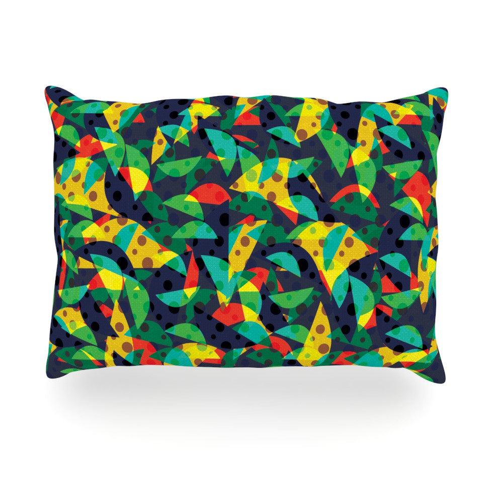 "Akwaflorell ""Fruit and Fun"" Oblong Pillow - KESS InHouse"