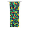 "Akwaflorell ""Fruit and Fun"" Decorative Sheer Curtain - KESS InHouse"