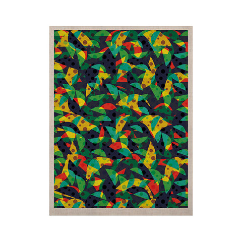 "Akwaflorell ""Fruit and Fun"" KESS Naturals Canvas (Frame not Included) - KESS InHouse  - 1"