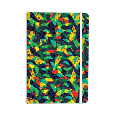 "Akwaflorell ""Fruit and Fun"" Everything Notebook - KESS InHouse  - 1"