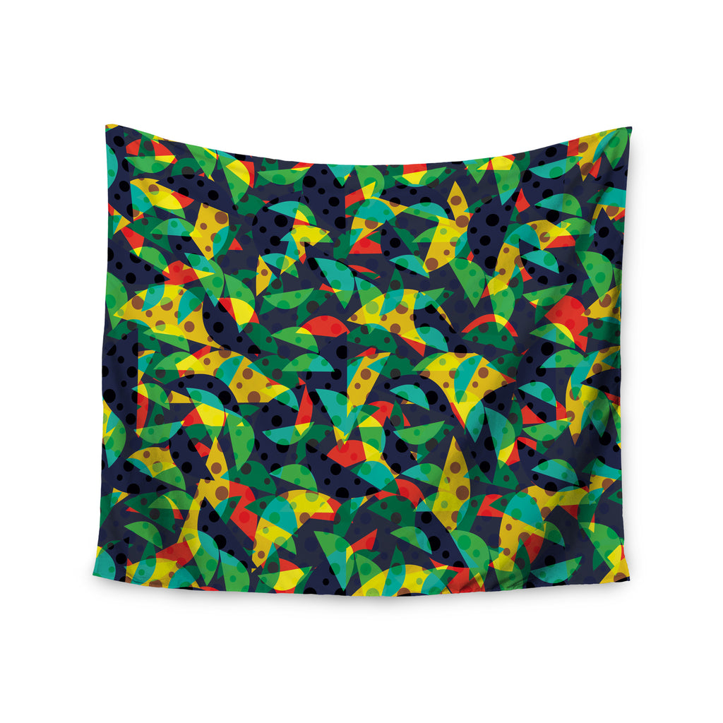 "Akwaflorell ""Fruit and Fun"" Wall Tapestry - KESS InHouse  - 1"