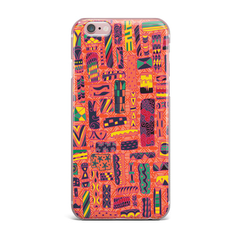"Akwaflorell ""Squares"" iPhone Case - KESS InHouse"