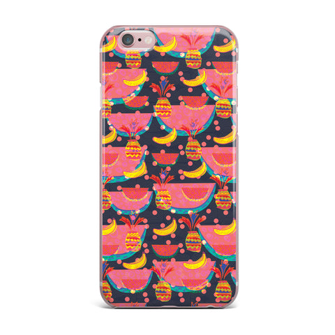 "Akwaflorell ""Yummy"" iPhone Case - KESS InHouse"