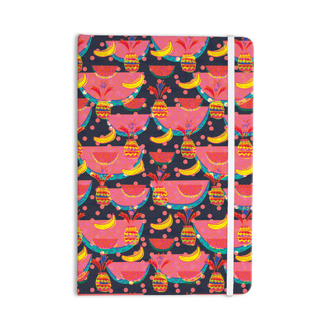 "Akwaflorell ""Yummy"" Everything Notebook - KESS InHouse  - 1"