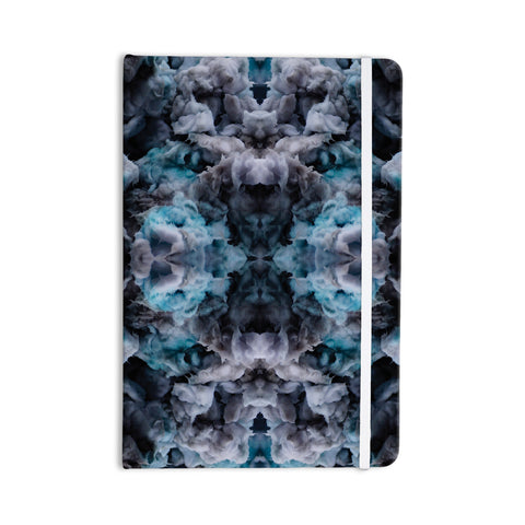 "Akwaflorell ""Abyss"" Blue Black Everything Notebook - KESS InHouse  - 1"