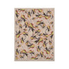 "Akwaflorell ""Fuchsia on the Wind"" Yellow KESS Naturals Canvas (Frame not Included) - KESS InHouse  - 1"