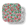 "Akwaflorell ""Flying Tulips"" Red Green Pot Holder"