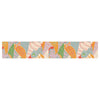 "Akwaflorell ""Fishes Here, Fishes There II"" Multicolor Table Runner - KESS InHouse  - 1"