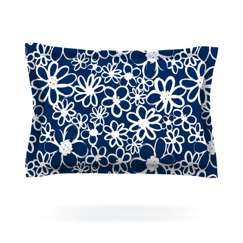 "Emine Ortega ""Daisy Lane"" Pillow Sham - Outlet Item"