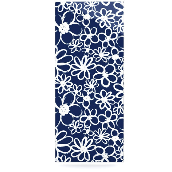 "Emine Ortega ""Daisy Lane"" Luxe Rectangle Panel - KESS InHouse  - 1"
