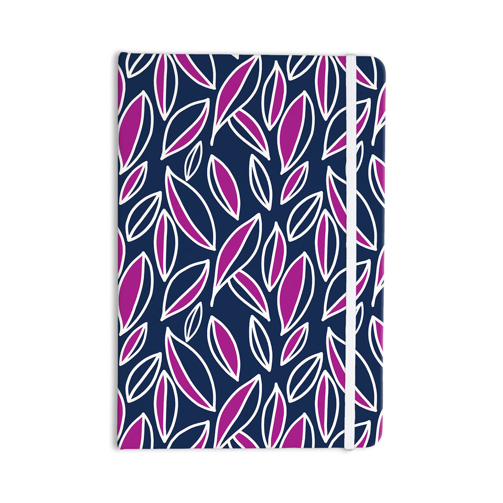 "Emine Ortega ""Leaving Magenta"" Everything Notebook - KESS InHouse  - 1"