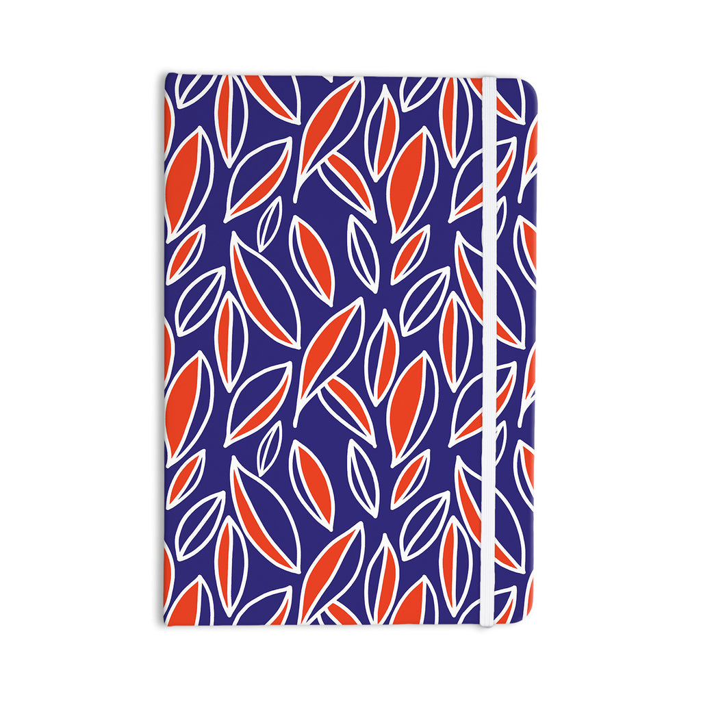 "Emine Ortega ""Leaving Orange"" Everything Notebook - KESS InHouse  - 1"