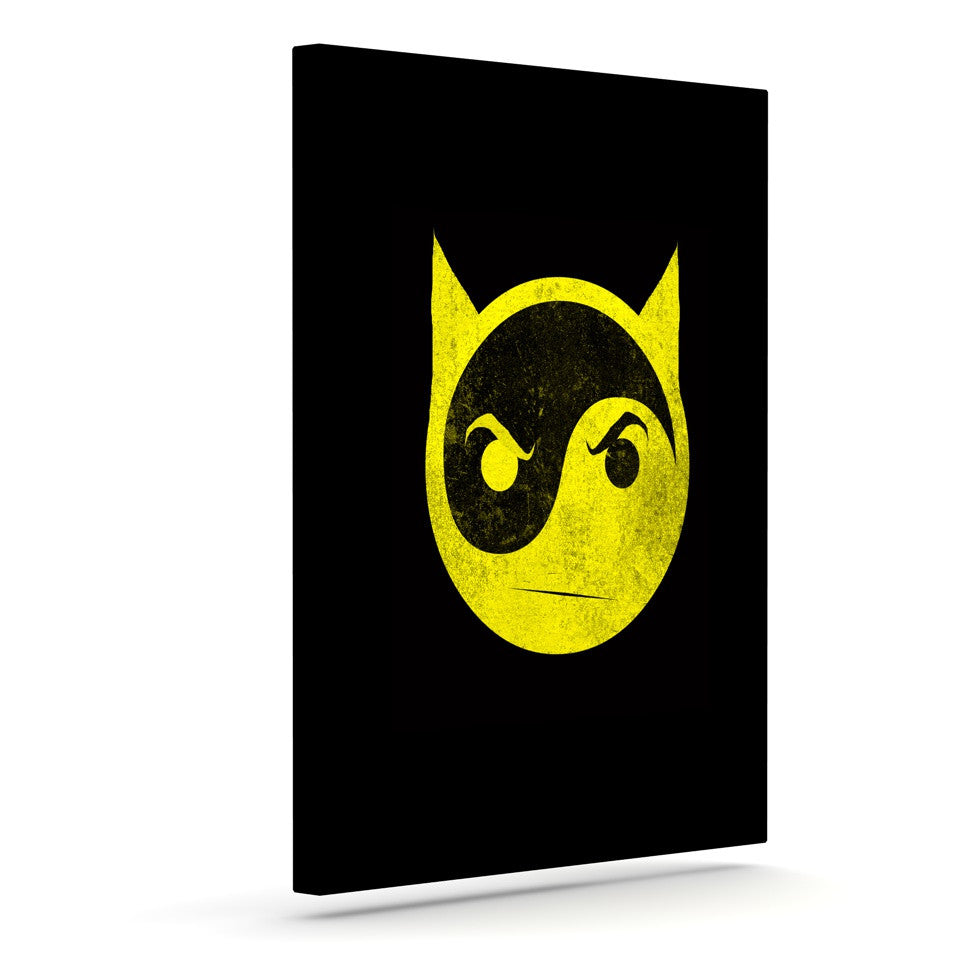 "Frederic Levy-Hadida ""Bat Yin"" Outdoor Canvas Wall Art - KESS InHouse  - 1"