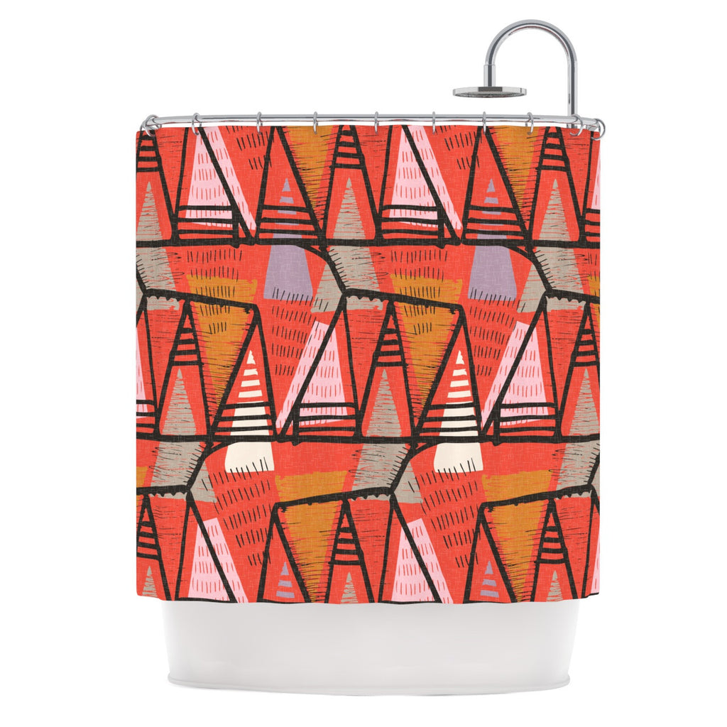 "Gill Eggleston ""Arnaud"" Shower Curtain - KESS InHouse"