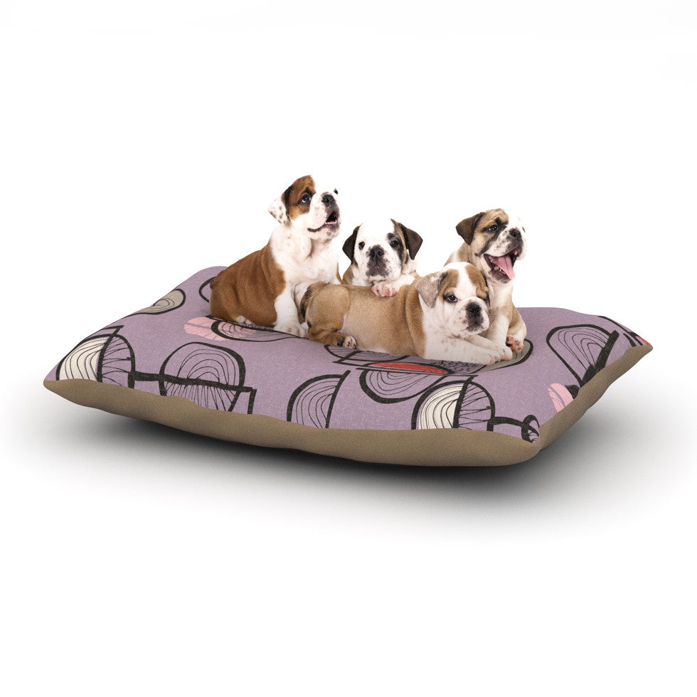 "Gill Eggleston ""Emmanuel"" Dog Bed - KESS InHouse  - 1"