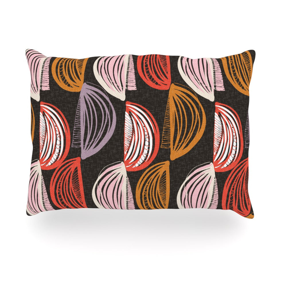 "Gill Eggleston ""Jerome"" Oblong Pillow - KESS InHouse"