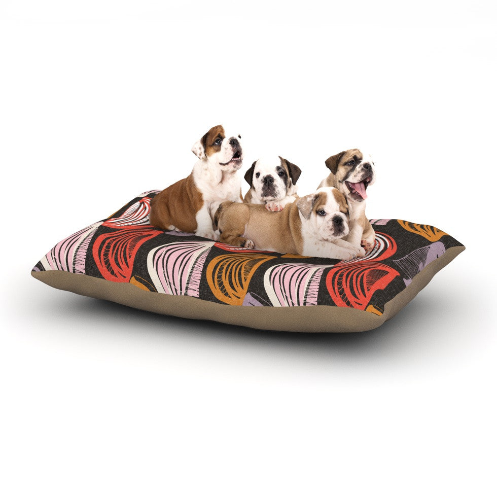 "Gill Eggleston ""Jerome"" Dog Bed - KESS InHouse  - 1"