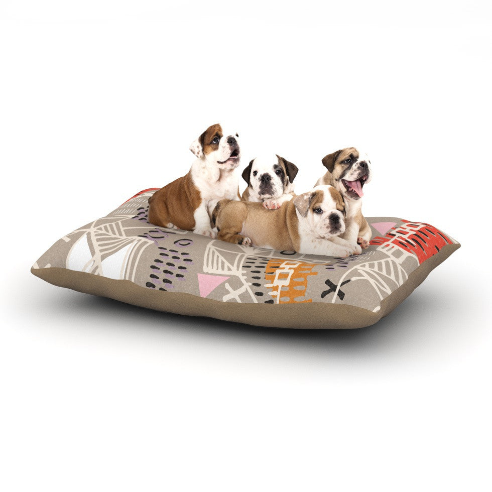 "Gill Eggleston ""Nico"" Dog Bed - KESS InHouse  - 1"