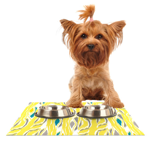 "Gill Eggleston ""Barengo Sunshine""  Dog Place Mat - Outlet Item"