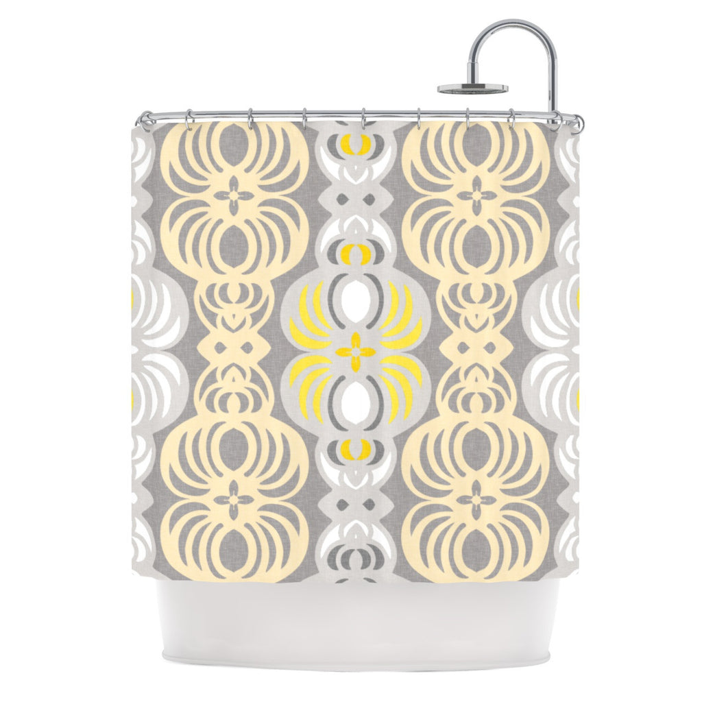 "Gill Eggleston ""Chalene"" Shower Curtain - KESS InHouse"