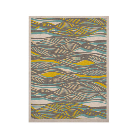 "Gill Eggleston ""Drift"" KESS Naturals Canvas (Frame not Included) - KESS InHouse  - 1"