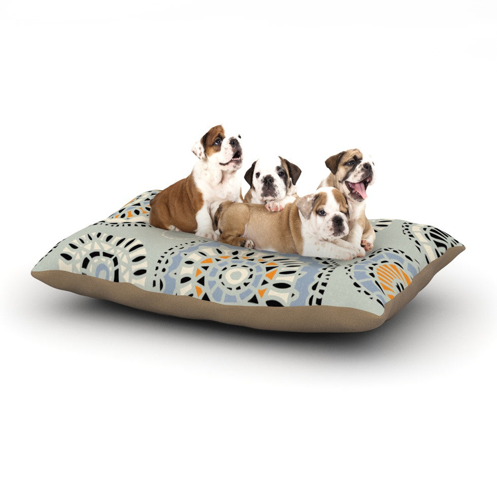 "Gill Eggleston ""Eastern Promise"" Dog Bed - KESS InHouse  - 1"