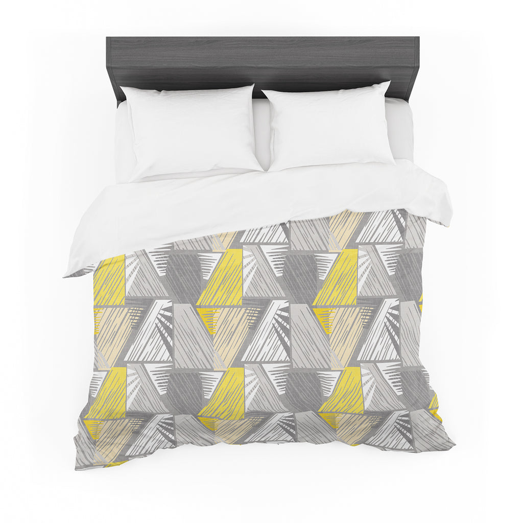 "Gill Eggleston ""Linford"" Featherweight Duvet Cover"