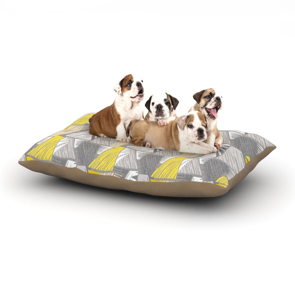 "Gill Eggleston ""Linford"" Dog Bed - KESS InHouse  - 1"