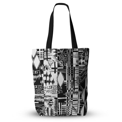 "Gabriela Fuente ""Tropical Buzz""  Everything Tote Bag - Outlet Item"