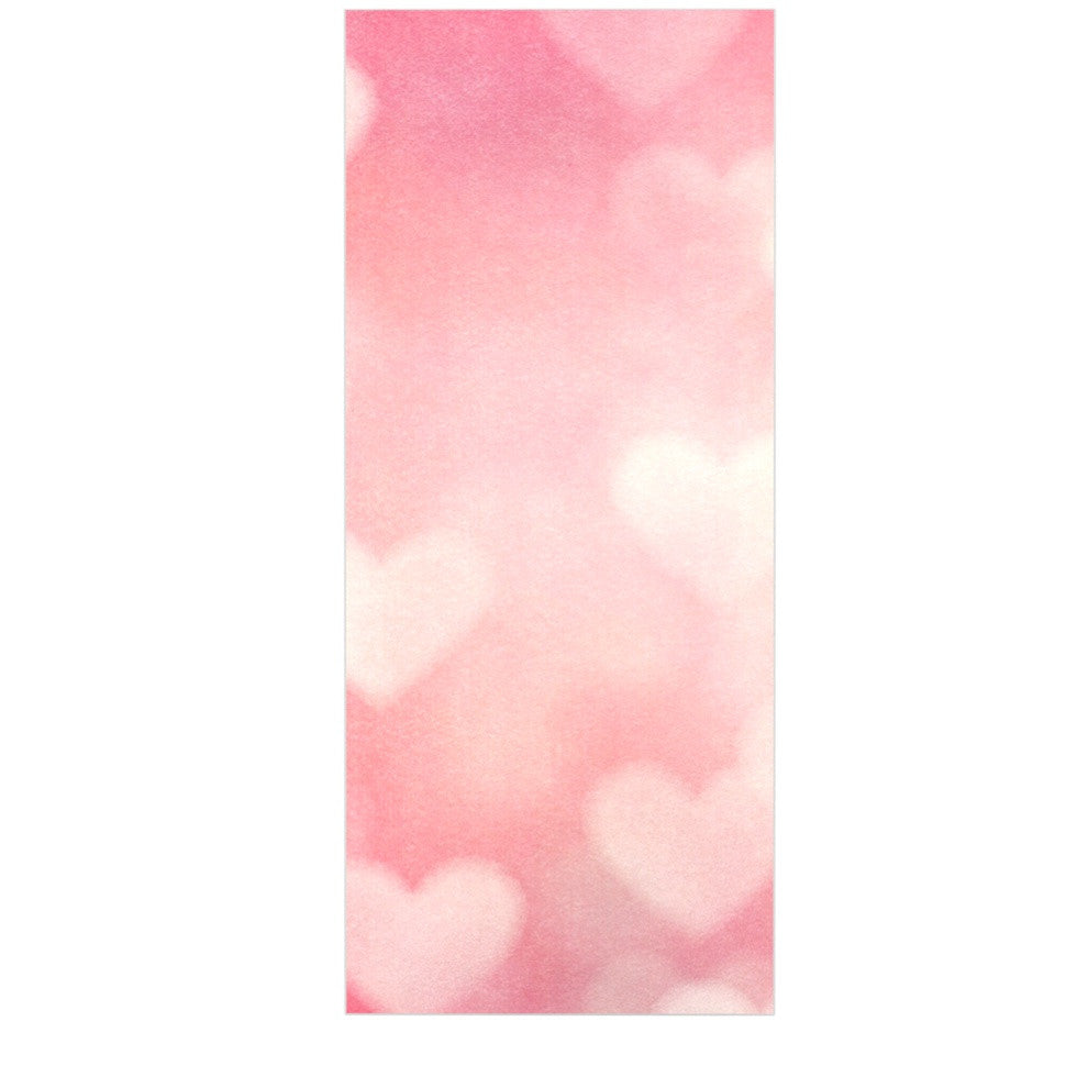 "Heidi Jennings ""Love is in the Air"" Pink Luxe Rectangle Panel - KESS InHouse  - 1"