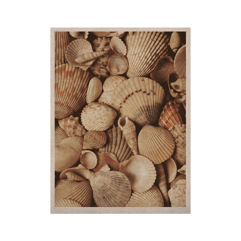 "Heidi Jennings ""Shells"" -Tags KESS Naturals Canvas (Frame not Included) - KESS InHouse  - 1"