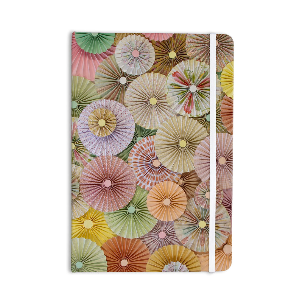 "Heidi Jennings ""Spring"" Pastels Abstract Everything Notebook - KESS InHouse  - 1"