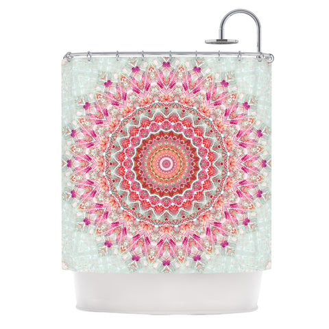 "Iris Lehnhardt ""Summer Lace III"" Shower Curtain - Outlet Item"