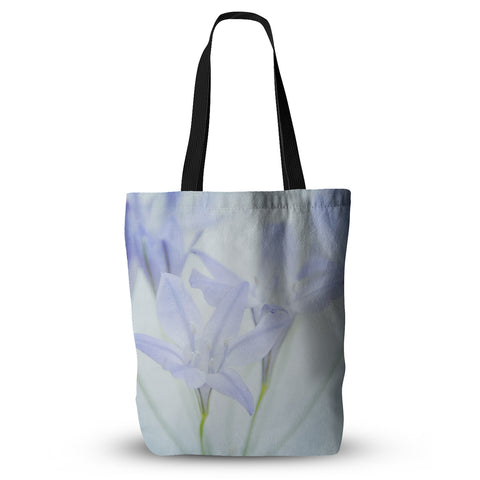 "Iris Lehnhardt ""Triplet Lily"" Tote Bag - Outlet Item"