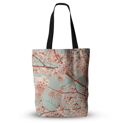 "Iris Lehnhardt ""Blossoms All Over"" Tote Bag - Outlet Item"