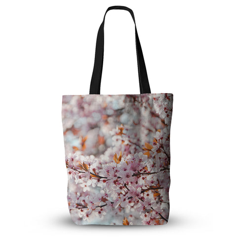"Iris Lehnhardt ""Flowering Plum Tree"" Tote Bag - Outlet Item"