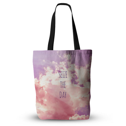 "Iris Lehnhardt ""Seize the Day"" Tote Bag - Outlet Item"