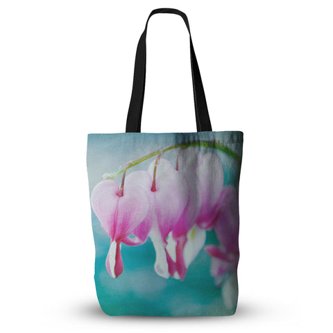 "Iris Lehnhardt ""Dicentra"" Tote Bag - Outlet Item"