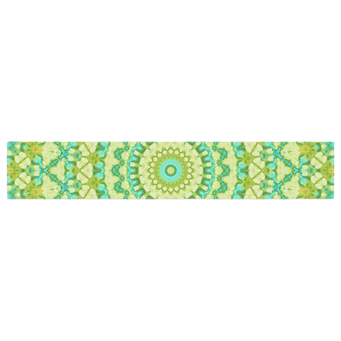 "Iris Lehnhardt ""Aquatic Garden"" Table Runner - Outlet Item"