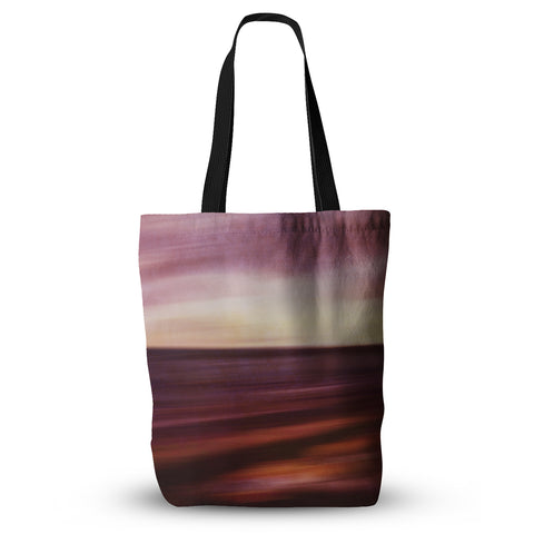 "Iris Lehnhardt ""Seascape Sunset"" Tote Bag - Outlet Item"