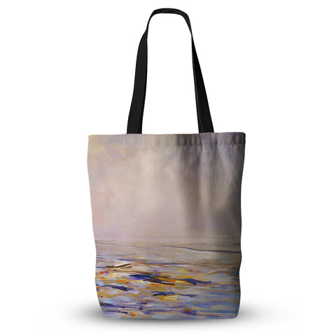 "Iris Lehnhardt ""Hazy Sunrise"" Tote Bag - Outlet Item"