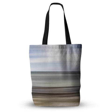 "Iris Lehnhardt ""Abstract Beach"" Tote Bag - Outlet Item"
