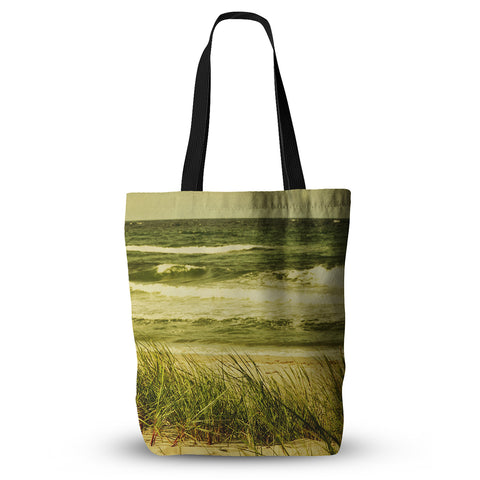 "Iris Lehnhardt ""Dunes and Waves"" Tote Bag - Outlet Item"