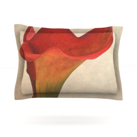 "Iris Lehnhardt ""Calla"" Pillow Sham - Outlet Item"